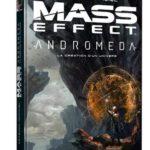Artbook Officiel Mass Effect Andromeda - La création d'un univers :