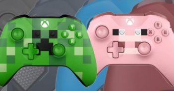 Microsoft les manettes Xbox One customisées en soldes_