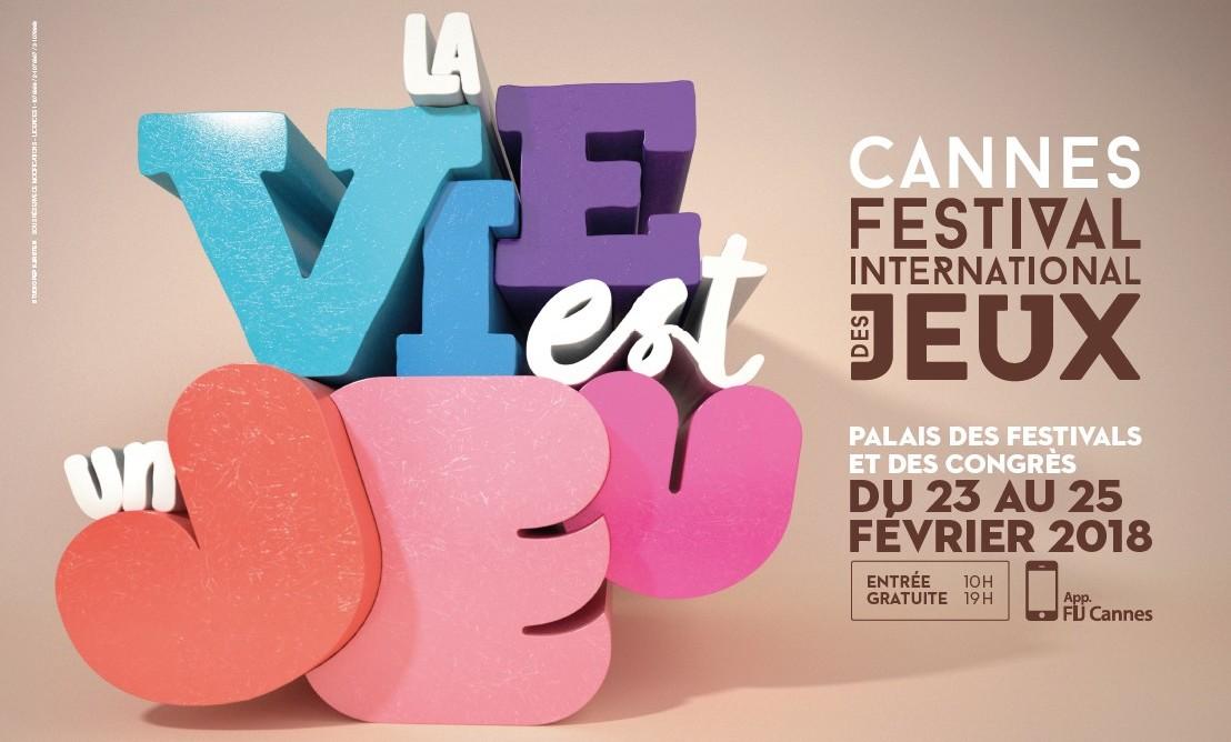 On vous présente la 32ème édition du Festival International des Jeux