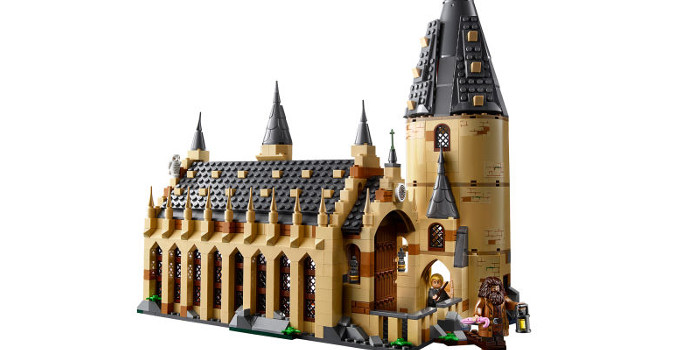 Toy Fair 2018 : Lego dévoile un nouveau set Harry Potter plein de magie !