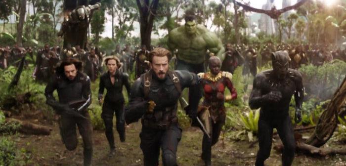 Avengers Infinity War: Marvel dévoile une nouvelle gamme de goodies!