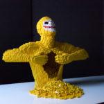 Aujourd'hui s'ouvre l'exposition LEGO des Super-Héros DC_