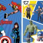 Avengers INFINITY WAR à revivre au travers des produits dérivés