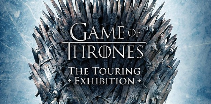 Game of Thrones : the Touring Exhibition, l'expo des joyaux de Westeros