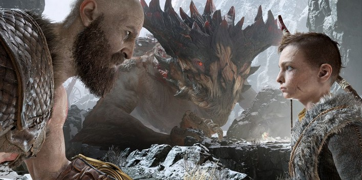 L'artbook officiel de God of War pour mai 2018 !