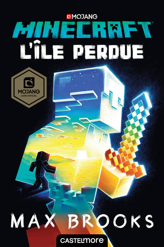 Max Brooks signe le premier roman officiel pour Minecraft !