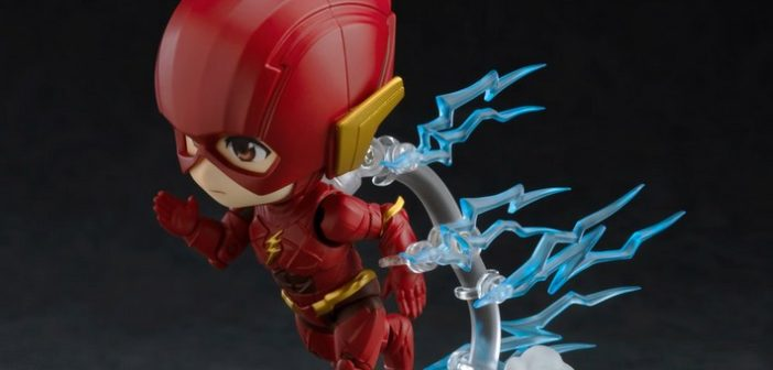 Nendoroid : The Flash, Géralt de Riv, P-Body et Atlas rejoignent la collection !