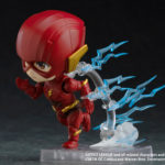 Nendoroid The Flash, Géralt de Riv, P-Body et Atlas rejoignent la collection