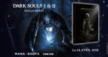 Replongez dans les abîmes avec l'artbook Dark Souls I & II !