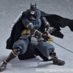Figma Batman Ninja et Batman Ninja: DX Sengoku Edition désormais disponibles !