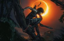 Tomb Raider Lara Croft trainée dans la boue pour The Mud Day !