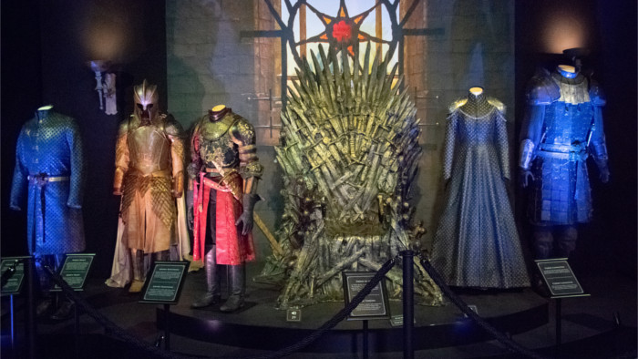 Game of Thrones - The Touring Exhibition pose ses valises (et ses goodies) à Paris