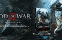 Critique : God of War, l'artbook divin