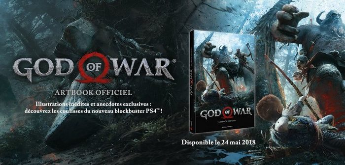 Critique : God of War, l'artbook divin