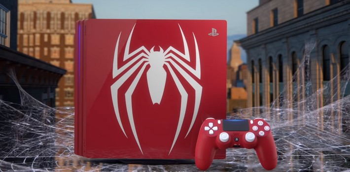 Comic-Con: Spider-Man a sa PS4 exclusive !