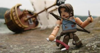 Tomb Raider Lara Croft une idole grâce aux produits dérivés !