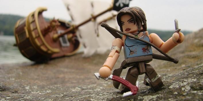 Tomb Raider : Lara Croft, une idole grâce aux produits dérivés !