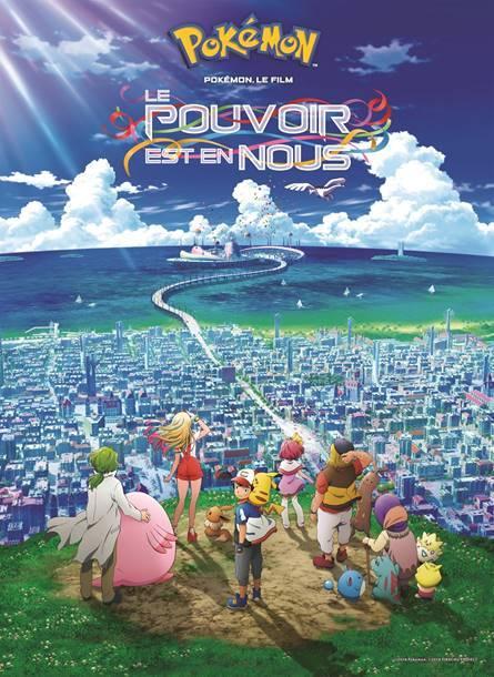 Pokémon le film : Sacha et Pikachu dans une première bande-annonce !