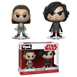 Quatre nouveaux Pop vinyle Star Wars pour septembre _