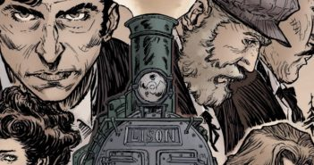 Zola, La Bête Humaine désormais en bande-dessinée