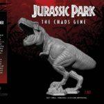 Jurassic Park le gène du chaos le jeu de société_