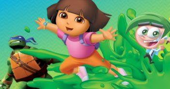Bob L'Éponge, Dora, Nickelodeon ouvre son parc à thème !