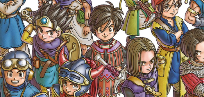 Dragon Quest Akira Toriyama sur l'artbook 30e anniversaire_illustratio