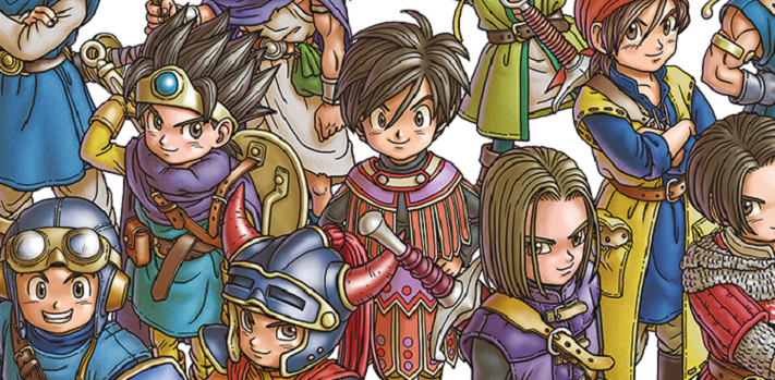 Dragon Quest : Akira Toriyama sur l'artbook 30e anniversaire !