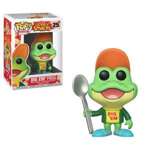 Kellogg et Funko s'associent pour de nouvelles figurines_Kellogg's Honey Smacks frog