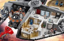Lego Star Wars UCS Collector, une cité des nuages à 350€_Lego Star Wars UCS Collector 75222, Betrayal at Cloud City, La cité des Nuages, Master Builder_une