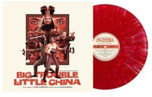 Mondo sort la BO vinyle de Big Trouble in Little China !
