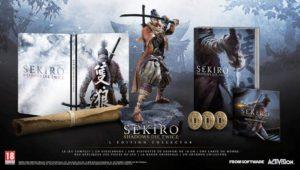 Sekiro Shadows Die Twice, une édition limitée à 109€