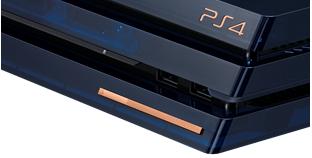 Sony sort une PlayStation 4 Pro 500 Million Limited Edition dédiée aux fans ! détails