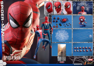 Spider-Man le point sur les goodies à venir_figurine_marvel-spider-man-advancedsuit-sixth-scale-figure-hot-toys-903735-15