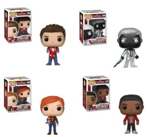 Spider-Man le point sur les goodies à venir_funko pop