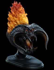 The Balrog, Flame of Udûn, le buste qui fait brûler de désir_Weta Workshop