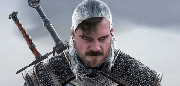 The Witcher : Henry Cavill partant pour la série Netflix !