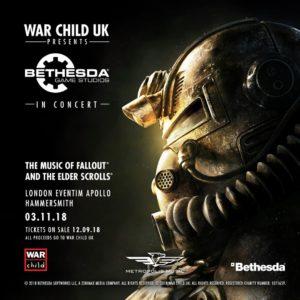 Bethesda Softworks s'offre un concert au Hammersmith Apollo !
