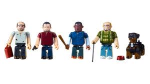 Kubrick Grand Theft Auto, 3 nouveaux packs, 15 nouvelles figurines_