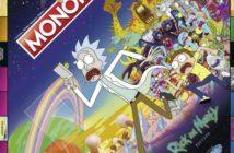 Monopoly : Rick et Morty pour un nouveau trip déjanté !
