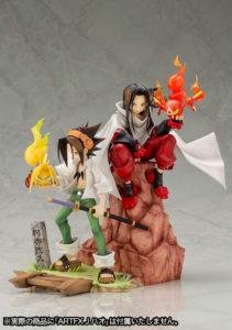 Pour les 20 ans de Shaman King, découvre les figurines Yoh Asakura et Hao_PP767_ARTFXJ_YohAsakura_11