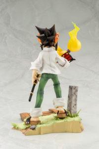 Pour les 20 ans de Shaman King, découvre les figurines Yoh Asakura et Hao_PP767_ARTFXJ_YohAsakura_4