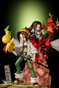 Pour les 20 ans de Shaman King, découvre les figurines Yoh Asakura et Hao_PP767_ARTFXJ_YohAsakura_9