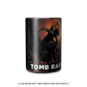 Shadow of the Tomb Raider Nunskull dévoile ses produits dérivés_