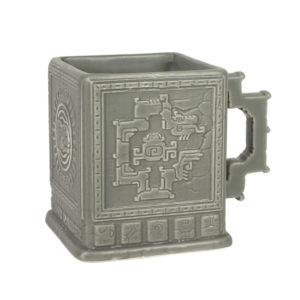 Shadow of the Tomb Raider Nunskull dévoile ses produits dérivés_Tomb-Raider-Mayan-3D-Mug-01