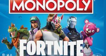 MonopolyFortnite : un battle royale sur plateau en préparation !