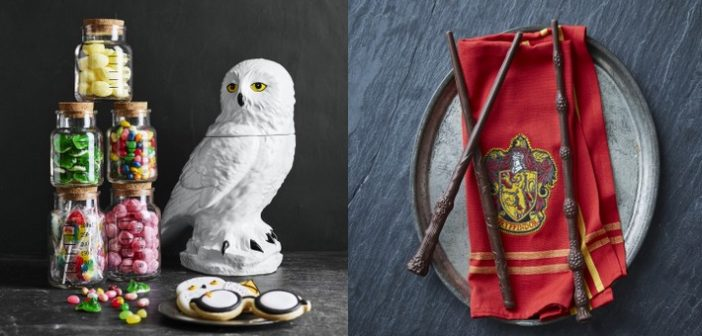 Harry Potter 38 nouveaux goodies chez Williams-Sonoma