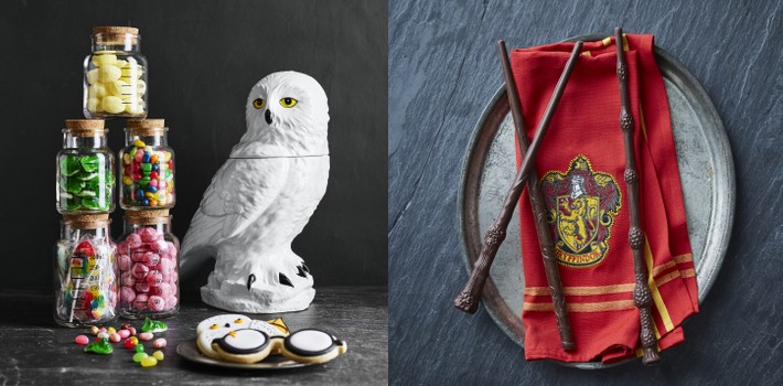 Harry Potter 38 nouveaux goodies chez Williams-Sonoma !