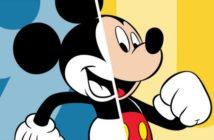 Lacoste et Mickey célèbrent ensemble leurs anniversaires_
