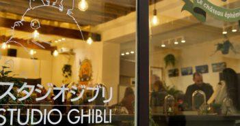 Le châteauéphémère : de nouveaux goodies des univers Ghibli !